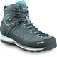 Meindl W's Litepeak GTX Shoes Anthracite/Turquoise